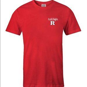 Rutgers Scarlet Knights Sketchbook Tee NWT L